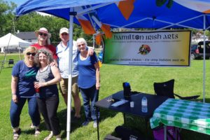 We REPRESENTED at the First Annual Caledonia Celtic Festival!!
