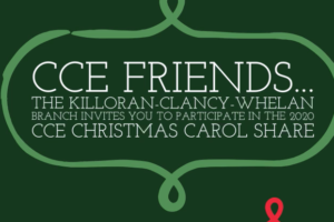 2020 CCE Christmas Carol Share