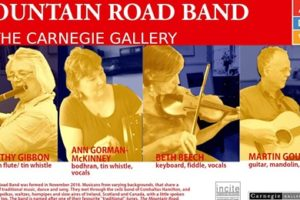 The Mountain Road Band Concert at Carnegie Gallery in Dundas!!