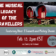 The Musical Legacy of the Travellers – On Zoom
