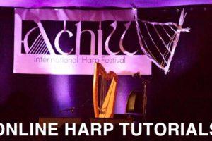Féile Chruite Acla – Achill International Harp Festival 2021 Harp Tutorials