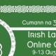 Summer Immersion Week – Irish Language On-Line Classes